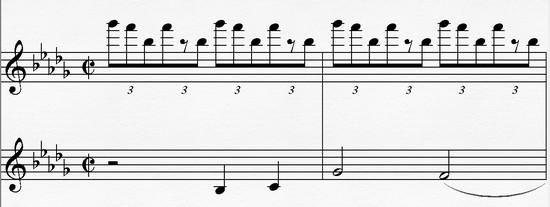 partition musique ncis